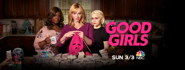 Good Girls TV show on NBC: season 2 ratings (canceled or renewed season 3?)