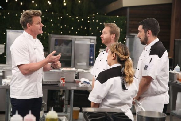 Admirable Hells Kitchen Seasons 19 And 20 Fox Series Officially Beutiful Home Inspiration Semekurdistantinfo