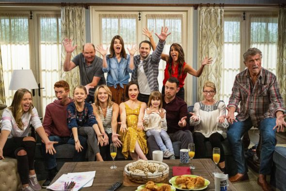 Life in Pieces TV show on CBS: (canceled or renewed?)
