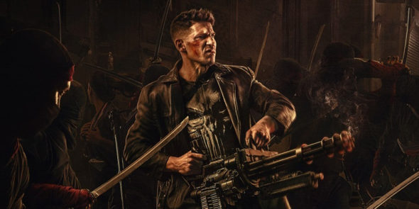 Marvel's The Punisher TV show cancelled by Netflix; no season three
