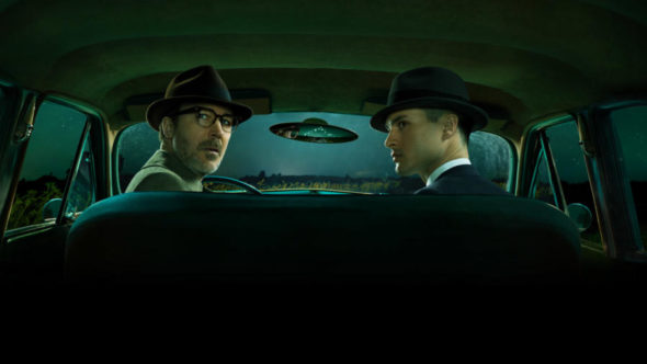 Project Blue Book TV show on History: season 2 renewal