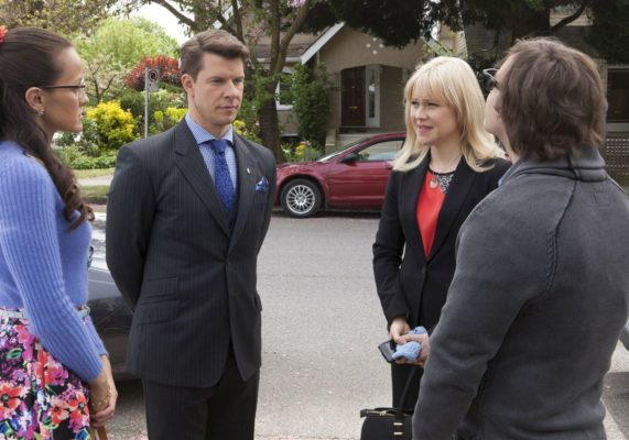 Signed, Sealed, Delivered movie coming to Hallmark