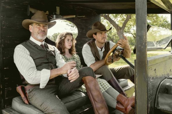 The Son TV show on AMC: season 2 (canceled, no season 3)