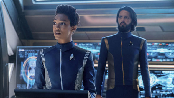 Star Trek: Discovery TV show on CBS All Access: season 3 renewal