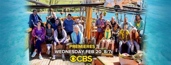 Survivor TV show on CBS: season 38 ratings (canceled or renewed season 39?)