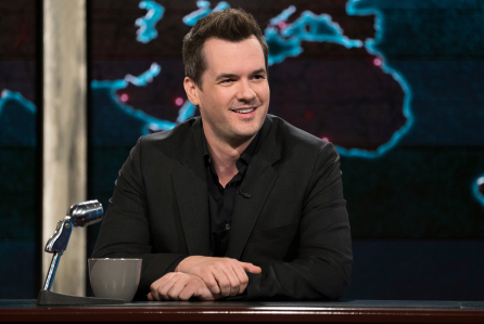 The Jim Jefferies Show TV show on Comedy Central; renewed for season three