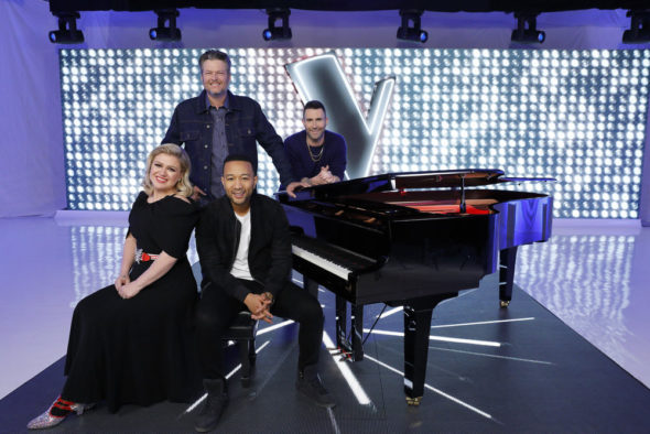 The Voice TV show on NBC: canceled or season 17? (release date); Vulture Watch