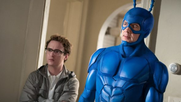 The Tick TV show on Amazon Prime: season 2 premiere date