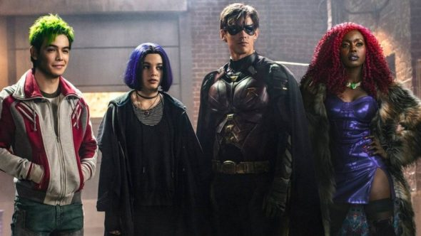 Titans TV show on DC Universe: (canceled or renewed?)Titans TV show on DC Universe: (canceled or renewed?)