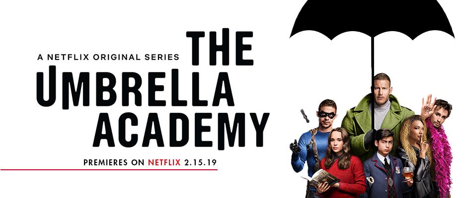 The Umbrella Academy TV Show on Netflix: Season One Viewer Votes ...