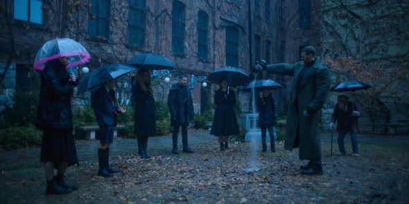 The Umbrella Academy TV show on Netflix: canceled or renewed for another season?