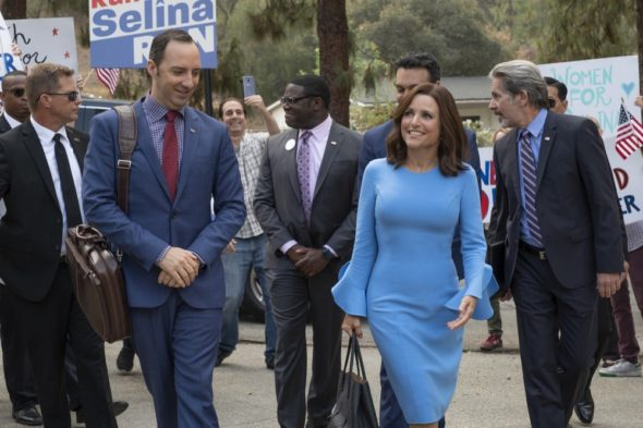 Veep TV show on HBO: (canceled or renewed?)