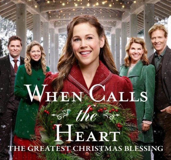When Calls The Heart Christmas Special 2019.When Hope Calls Hallmark Orders When Calls The Heart Spin
