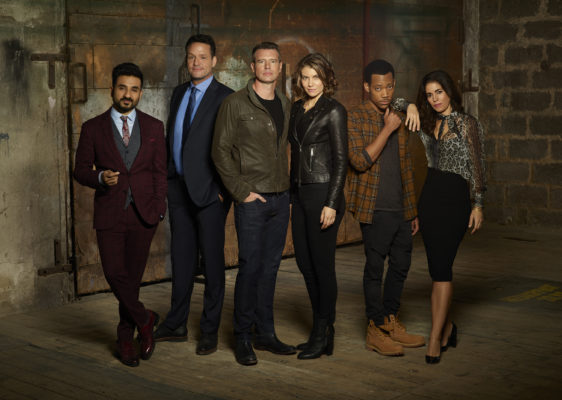 Whiskey Cavalier TV Show on ABC (Cancelled or Renewed?) - canceled