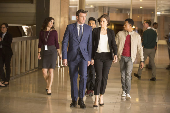 Sorry, Fans: 'Whiskey Cavalier' Is 'Fully And Finally Canceled'