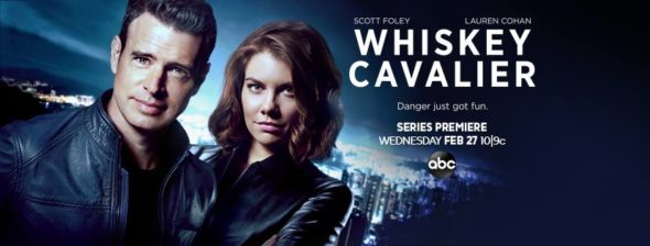 Whiskey Cavalier TV show on ABC: season 1 ratings (canceled or renewed season 2?)