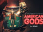 American Gods TV show on Starz: season 2 ratings (canceled or renewed season 3?)