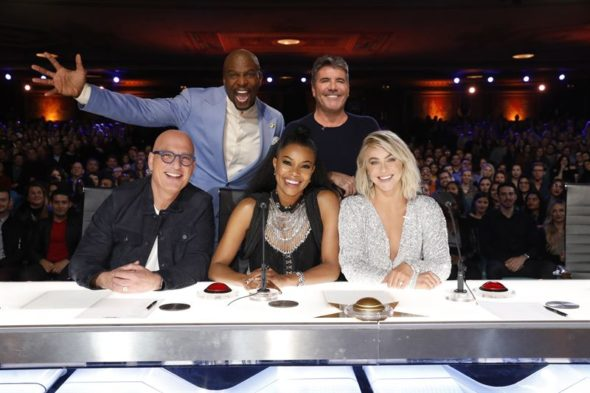 America's Got Talent TV show on NBC: (canceled or renewed?)