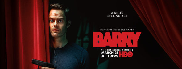 Barry TV show on HBO: season 2 ratings (canceled or renewed season 3?)
