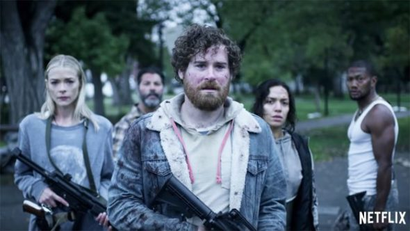 Black Summer TV show on Netflix: (canceled or renewed?)
