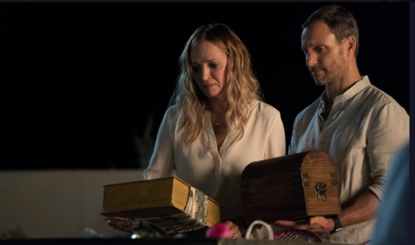 Chambers TV show on Netflix: (canceled, no season 2)