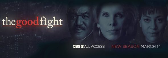 The Good Fight TV show on CBS All Access: season 3 viewer votes (cancel or renew season 4?)