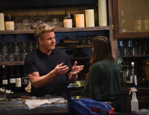 Gordon Ramsay's 24 Hours to Hell and Back TV Show on FOX: canceled or renewed?