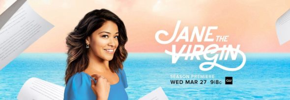 Jane the Virgin TV show on The CW: season 5 ratings (canceled or renewed season 6?)