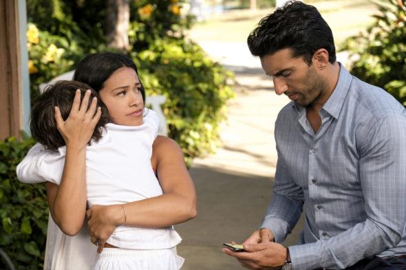 Jane the Virgin TV show on The CW: season 5 viewer votes (cancel or renew season 6?)