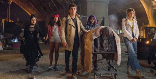 Marvel's Runaways TV show on Hulu: season 3 renewal