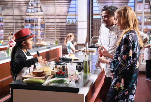 MasterChef Junior TV Show on FOX: canceled or renewed?
