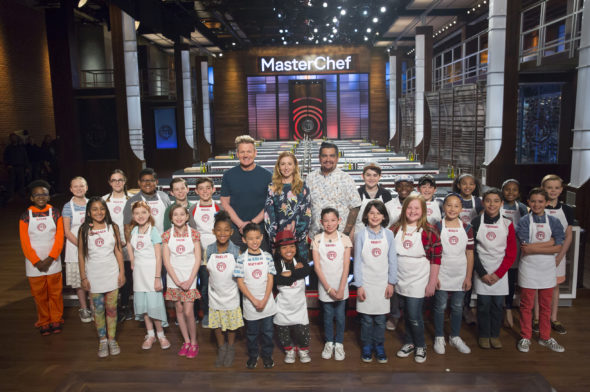 MasterChef Junior TV show on FOX: season 7 viewer votes (cancel or renew season 8?)