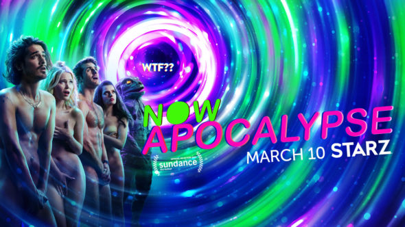 Now Apocalypse TV show on Starz: season 1 ratings (canceled or renewed season 2?)