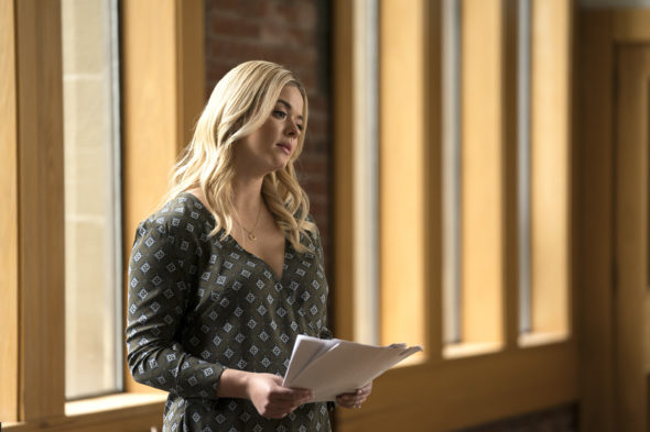 Pretty Little Liars: The Perfectionists TV show on Freeform: (canceled or renewed?)