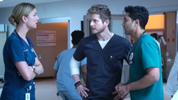 The Resident TV show on FOX: season 3 renewal for 2019-20 season
