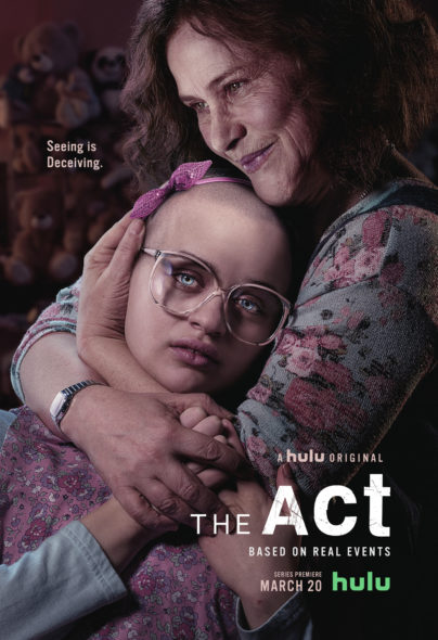 The Act TV show on Hulu: season 1 viewer votes (cancel or renew season 2?)