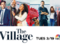 The Village TV show on NBC: season 1 ratings (canceled or renewed season 2?)