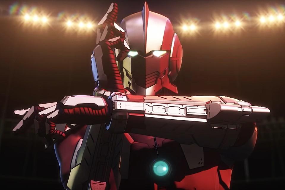 ultraman  netflix releases trailer for anime series