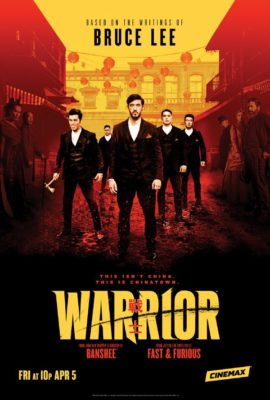 Warrior TV show on Cinemax: (canceled or renewed?)
