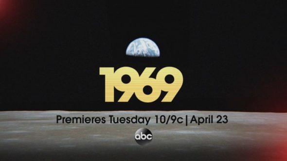 1969 TV show on ABC: season one ratings (canceled or renewed season 2?)