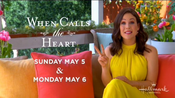 When Calls the Heart TV show on Hallmark Channel: season 6 return