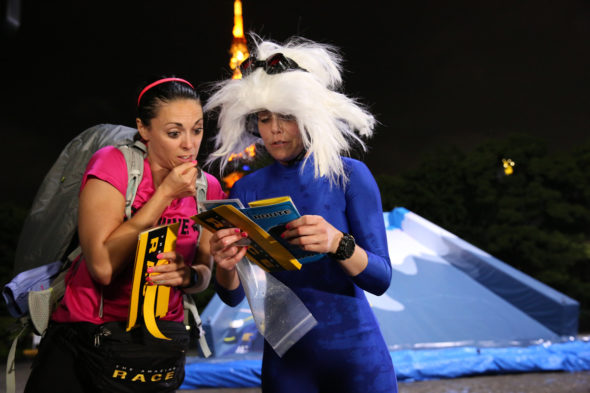 The Amazing Race TV Show on CBS: canceled or renewed?