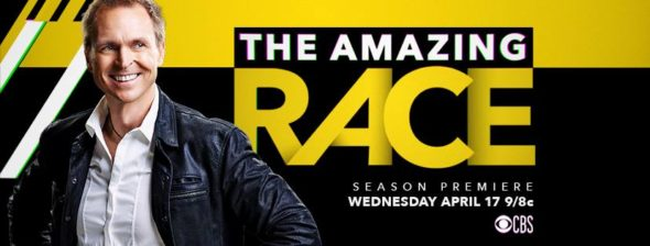 The Amazing Race TV show on CBS: season 31 ratings (canceled or renewed season 32?)