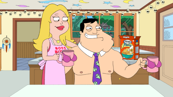 American Dad! TV show on TBS: canceled or season 15? (release date); Vulture Watch