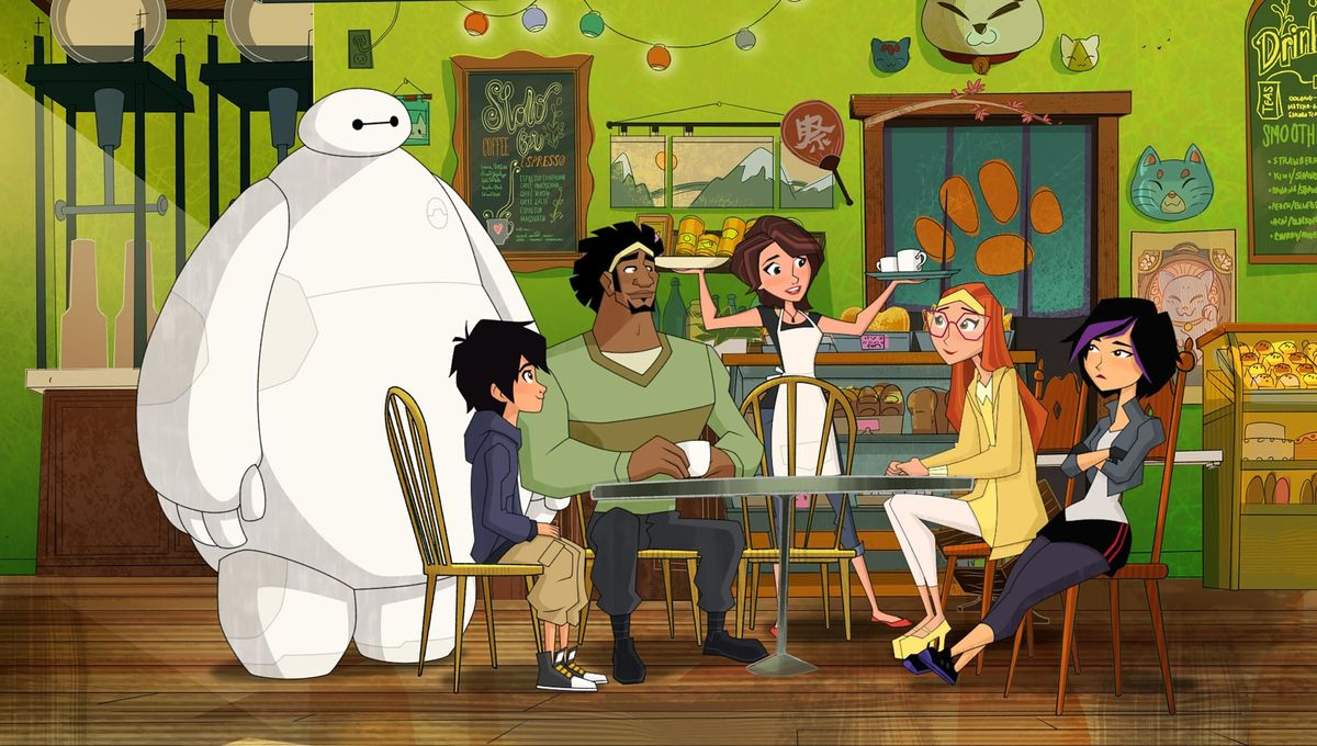 Big Hero 6 The Series Season Three Renewal For Disney Channel Show Canceled Renewed Tv Shows Tv Series Finale