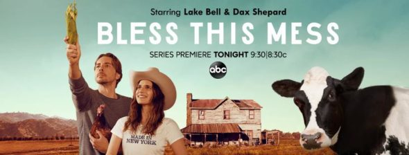 Bless This Mess TV show on ABC: season 1 ratings (canceled or renewed season 2?)