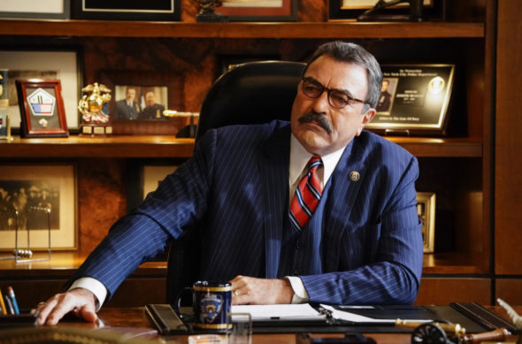Blue Bloods TV show on CBS: season 10 renewal
