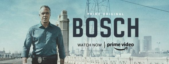 Bosch TV show on Amazon: season 5 viewer votes (cancel or renew season 6?)