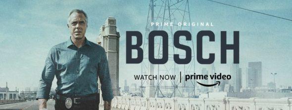 Bosch TV show on Amazon: season 5 viewer votes (cancel or renew season 6?)