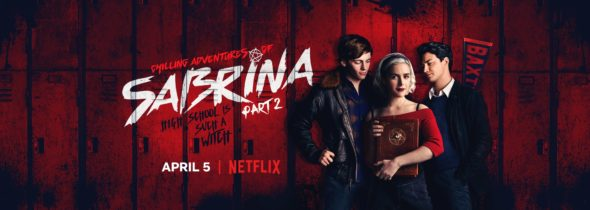 Chilling Adventures of Sabrina TV show on Netflix: season 2 viewer votes (cancel or renew season 3?)